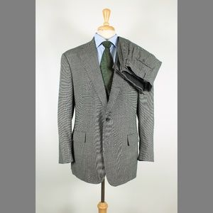 Polo Ralph Lauren Suits & Blazers - Polo Ralph Lauren 42R 36x29 Pleat Gray Suit 97-U